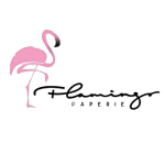 Flamingo Paperie logo
