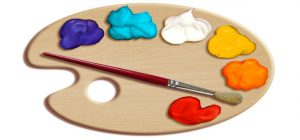 Artists' Palette